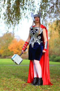 Laura Whittaker as Thor
