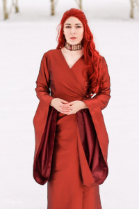 Sajalyn as Melisandre