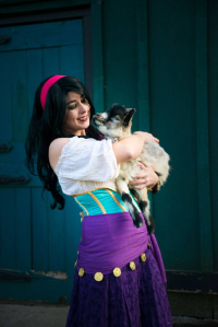 Northern Belle as Esmeralda