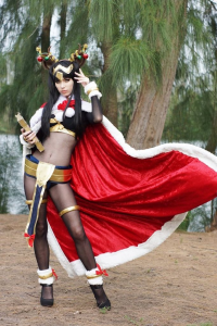 Megan Coffey as Tharja