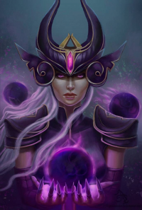 Syndra from Alexandra-lin