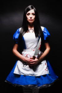 Colybree Cos as Alice Liddell