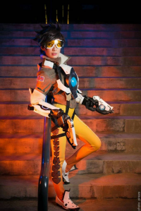 Vanessa Ow as Tracer