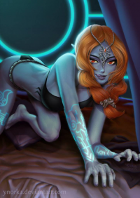 Midna from ynorka