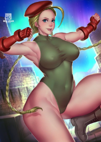 Cammy White from Bokuman