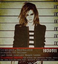 Hermione Granger from Pragmatique
