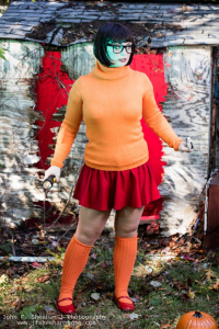 Fairwind Cosplay as Velma Dinkley