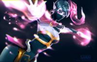 Templar Assassin from Luxial