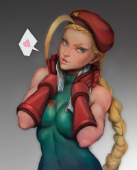 Cammy White from Alberto Moldes