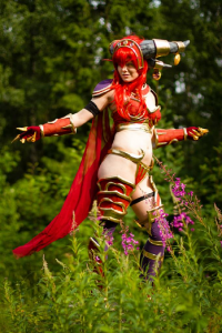 jesmoth as Alexstrasza