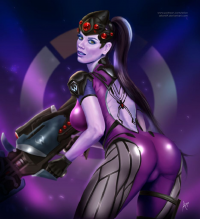Widowmaker from Arionart