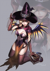 Mercy/Witch from momori