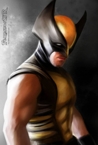 Wolverine from Fernando Neves Rocha