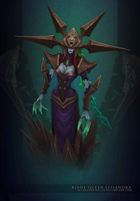 Lissandra from Maddy Taylor Kenyon