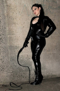 Princess Nightmare as Catwoman