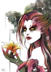 Zyra from Alex Aasen