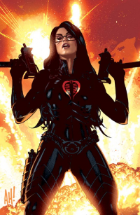 The Baroness from AdamHughes