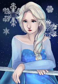 Elsa of Arendelle from Alyssa D.