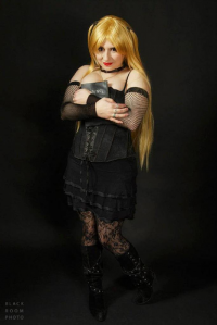 Princess Nightmare as Misa Amane