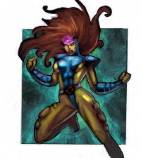 Jean Grey from sukh12345