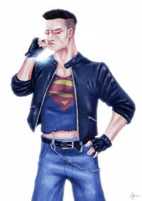 Superboy from Sahin Düzgün