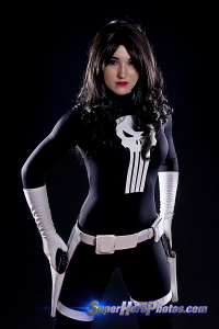 Kay Jay Cosplay as Punisher