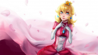 Princess Peach from Jaezx