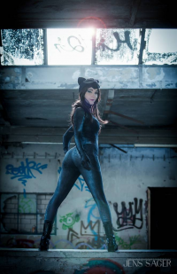 Steven Wolf Photography as Catwoman