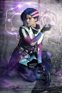 Florencia Jillian Sofen as Sombra