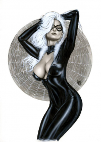 Black Cat from Alex Miranda
