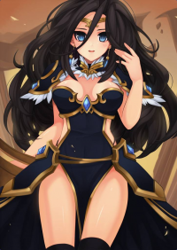 Sivir from Unknown Artist