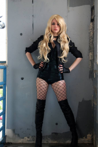 Ryuu Lavitz as Black Canary