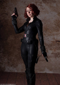 Aliasdotcom as Black Widow