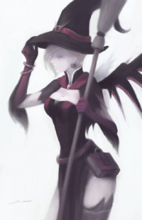 Mercy/Witch from Alex Chow