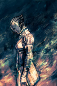 Liara T'Soni from Alice X. Zhang