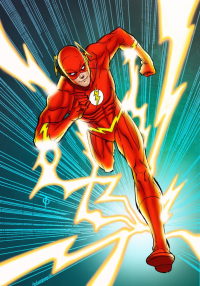 The Flash from archaeopteryx14