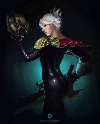 Riven from Aude Pfister