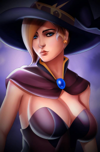 Mercy/Witch from V1mpaler