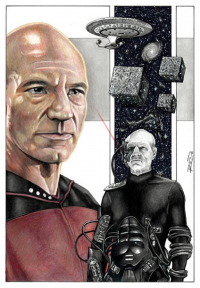 Jean-Luc Picard from Jack Redd