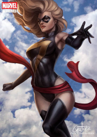 Ms. Marvel from Arturo Z. Gutierrez
