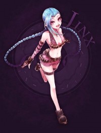 Jinx from chanseven