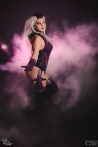 Lisitsa as Sindel