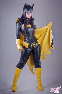 Dalin Cosplay as Batgirl
