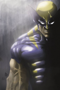 Wolverine from MF1989