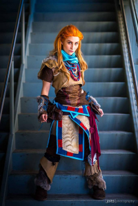Meisha Mock as Aloy