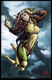 Rogue from Alfred Trujillo