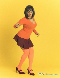 Lena Leather as Velma Dinkley