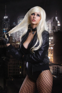 Juby Headshot as Black Canary