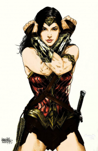 Wonder Woman from Alejandro G. A.