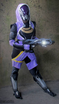 Marugitto as Tali'Zorah nar Rayya